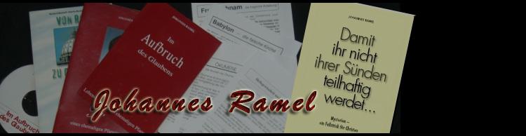 Johannes Ramel